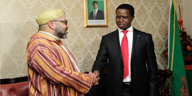 زامبيا تجدد سحبها الإعتراف بجمهورية  المخابرات الجزائرية