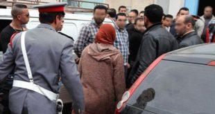 امرأة حامل تتعرض للإختطاف و الإحتجاز و الإغتصاب