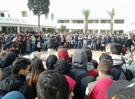 تطوان : المطالبة بفتح تحقيق في فضائح جنسية لأستاذ جامعي