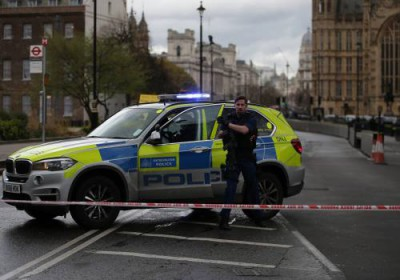 بريطانيا تنجو من هجوم إرهابي جديد قرب البرلمان
