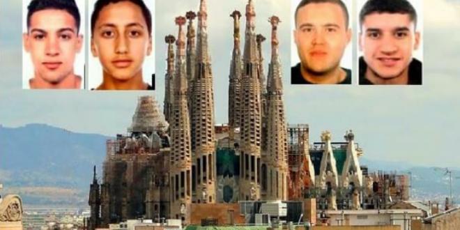 """الارهاب لا دين له: هذه أهم الأهداف التي كانت ينوي تفجيرها """"إرهابيو برشلونة"""""""