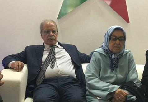 يتقدم السيد محمد الزموري المنسق الجهوي لحزب الاتحاد الدستوري بتعزية إلى عائلة مشبال