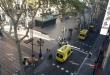 مقتل مهاجم دهس ببرشلونة في إطلاق نار مع الشرطة