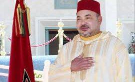 تطوان:أمير المؤمنين يستقبل أعضاء الوفد الرسمي المتوجه للديار المقدسة لأداء مناسك الحج