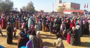 أكثر من 10 قتيل وجرحى جميعهم نساء في حادث تدافع أثناء توزيع مساعدات بسيدي بوعلام بإقليم الصويرة