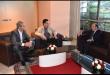 إلياس العماري يلتقي الوفد التونسي المنظم للنسخة الثالثة من ميدكوب