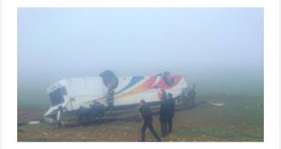 انقلاب حافلة لنقل الركاب بإقليم آسفي واصابة 30 شخصا