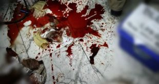 """على طريقة """"داعش"""" .. عسكري يذبح زوجته من الوريد الى الوريد بسبب ارتدائها لباسا شفافا"""