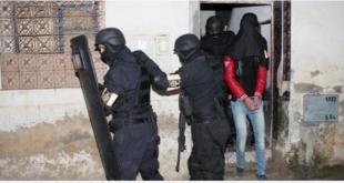 """إيقاف ستة أشخاص في عملية تفكيك خلية موالية لتنظيم """"داعش"""" بطنجة"""