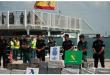 حجز 680 كيلوغراما من الكوكايين بميناء برشلونة