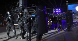 مديرية الأمن تنفي تقديم أسلحة نارية إسرائيلية أثناء احتفالات ذكرى تأسيس الأمن
