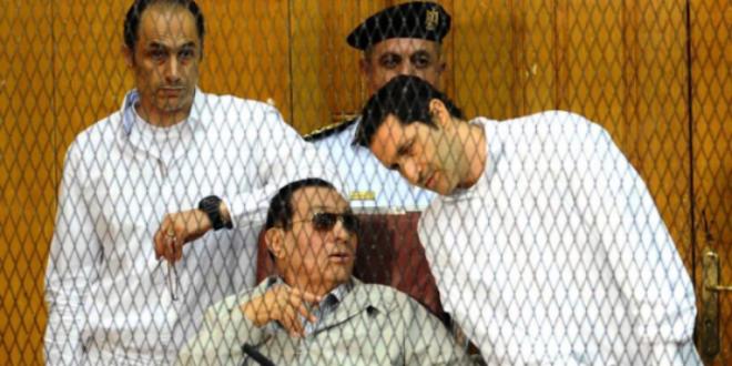 مصر .. القبض على نجلي حسني مبارك