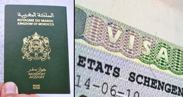 """هام المغاربة… إجراءات جديدة للحصول على تأشيرة """"الفيزا"""" نحو إلى فرنسا"""