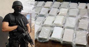 """""""البسيج"""" يكشف ضيعةفلتحية نواحي بوجدور تستخدم كمخزن لتهريب للكوكايين"""