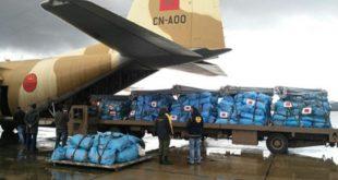 """بتعليمات ملكية سامية.. إرسال مساعدة إنسانية عاجلة إلى ضحايا إعصار """"إيداي"""" بالموزمبيق"""