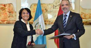 المغرب وغواتيمالا يوقعان اتفاقية إطار للتعاون في مجالات مختلفة