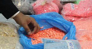 مكناس : توقيف شخصين قادمين من طنجة بحوزتهما 3891 قرص مخدر من نوع الإكستازي