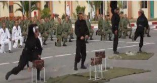 بمؤهلات حديثة.. تخرج فوج جديد لضباط الصف للقوات المساعدة