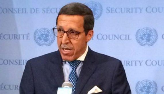 السفير هلال يفضح انتهاكات حقوق الإنسان في مخيمات تندوف