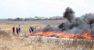 الدار البيضاء: إتلاف كمية مهمة من المخدرات وغيرها من الممنوعات المحجوزة
