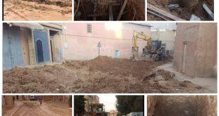 تارودانت…أهي أشغال عمومية أم زلزال ضرب المدينة و الساكنة تحمل المسؤولية للمجلس