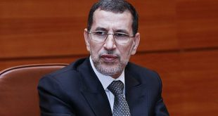 العثماني يجري زيارة تفقدية لورش محكمة الاستئناف بگلميم