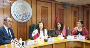المغرب والمكسيك يؤكدان عزمهما على إعطاء دفعة جديدة للتعاون البرلماني