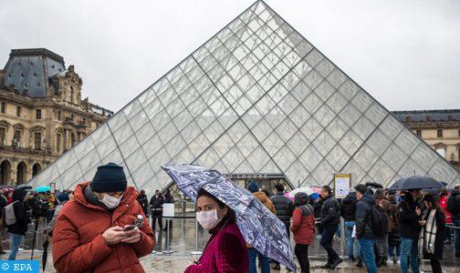 فيروس كورونا.. فرنسا تحصي 499 وفاة جديدة و9444 مريضا يتماثلون للشفاء
