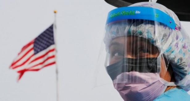 فيروس كورونا.. عدد الإصابات في الولايات المتحدة يتخطى عتبة الـ100 ألف حالة