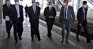 المكتب الوطني للسكك الحديدية يتعبأ للاستئناف التدريجي للنقل السككي