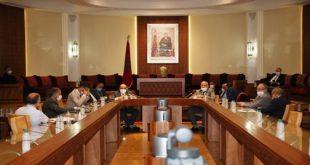 لجنة الداخلية بمجلس المستشارين تصادق على مشروع قانون يتعلق بمؤسسة الأعمال الاجتماعية للعاملين بالمديرية العامة للوقاية المدنية