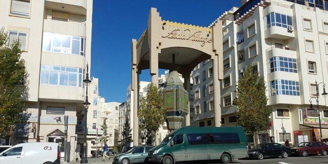 توقيف سارق محل تجاري بالمجمع السكني عايدة فيلاج بطنجة .