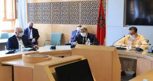 لجنة الداخلية بمجلس المستشارين تصادق على مشروع قانون يتعلق بسن أحكام خاصة بحالة الطوارئ الصحية