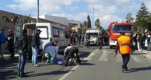 حرب الطرقات بالمنطقة الحضرية تحصد في أسبوع واحد 9 قتلى و1649 جريحا