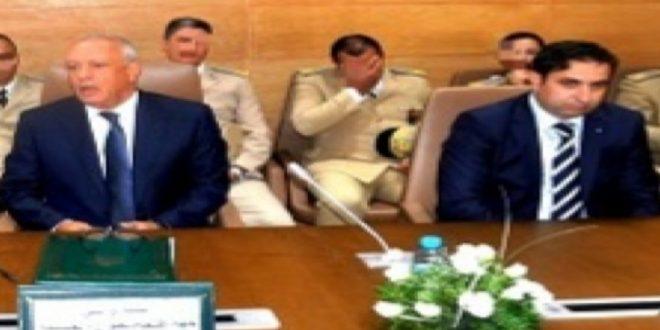 تعزية في وفاة والد محمد الطاوس رئيس قسم الشؤون الداخلية بعمالة طنجة-أصيلة
