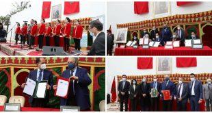 أكاديمية جهة الدار البيضاء سطات ومؤسسة التراث اليهودي المغربي يوقعان شراكة ثقافية