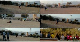 تارودانت بقيادة أحمر السلطة المحلية توقف دوري كرة القدم مخالف للقانون و لتوجيهات السلطات العمومية في ظل تزايد حالات الإصابة بوباء COVID 19 المتحول.